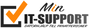 Logotyp MIn IT support